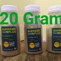 Artemia SUPREME PLUS GOLDEN WEST repack 20g. ASLI 100%