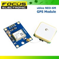 GPS MODULE ublox NEO-6M Neo-6m-v2 for Arduino ESP8266 ESP32