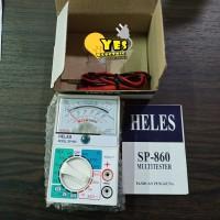 AVOMETER HELES SP860 / MULTITESTER HELES