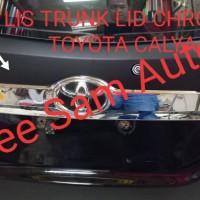 Lis Trunk Lid Toyota Calya