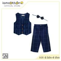 Baju Resmi Anak / Setelan Jas Bayi / I Am Cotton Charles Suit