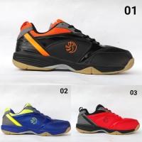 sepatu badminton phoenix art power shot sepatu olahraga terkece