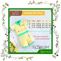 CuddleMe Floating SwimSuit FloSwim Baju renang ngapung cuddle me