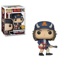 figure Funko POP! Rocks - AC/DC - Angus Young Chase M15