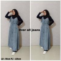 Baju Gamis Wanita Terbaru - CLARISA OVER ALL