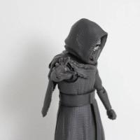 Star Wars The Force Awakens Kylo Ren (SHF) BANDAI