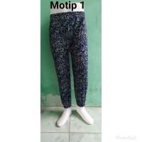 Celana panjanc wanita jogger panjang jogger murah celana batik