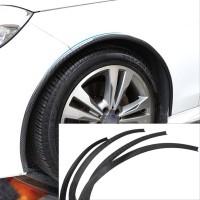 List Over Fender Lips Spakbor Mobil Universal CARBON 3D Datsun Go