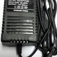Adaptor untuk Efek Gitar BOSS GT-3, GT-5, GT-6, GT-8