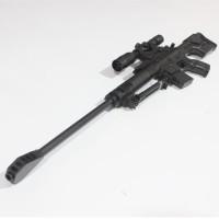 Mainan Sniper Plastik L96-A1 Magnum AWP CS GO barret Sp BLF