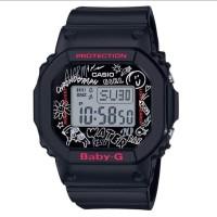 Casio Baby-G BGD-560SK-1DR - Jam Tangan Wanita - Hitam