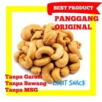1KG Mede Tawar Panggang Kacang Mete Oven Roasted Original Plain Cashew