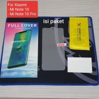 Hydrogel Anti Gores Xiaomi Mi Note 10 / Mi Note 10 Pro