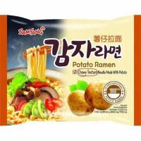 Samyang Potato Ramen