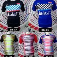 Jersey Badminton - Baju Batminton- Super Murah- Kaos Badminton