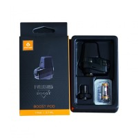 Authentic Geekvape Aegis Boost With Coil 0.6 0.4 Replacement Pod 3.7ml