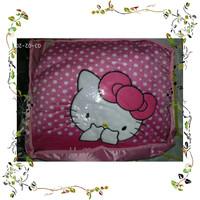 Sarung Jok Mobil Agya Ayla Motif Hello Kitty Pink