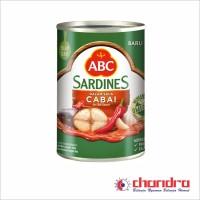 ABC Sardines Saus Cabai 155 gr