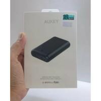 Baru AUKEY PB XD10 10050MAH PD USB C POWERBANK WITH QUICK CHARGER 3 0
