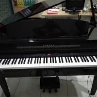 yamaha clp465 digital baby grand piano terjamin