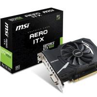 MSI GeForce GTX 1050 2GB DDR5 - AERO ITX 2G OC elektronik