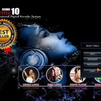 Software Karaoke DZONE Xtreme bonus 1200 lagu limited stok