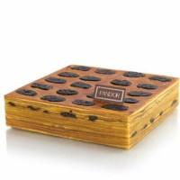 Pandor Kue Lapis Legit (Prune/Kenari/Cinnamon/Cheese) uk.20x20
