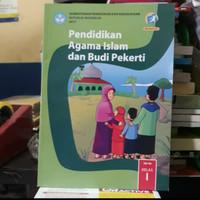 buku siswa PAI kelas 1 SD MI BSE