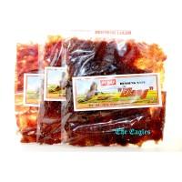 Dendeng daging sapi ELANG oleh Solo 250 gr halal special beef jerky dr