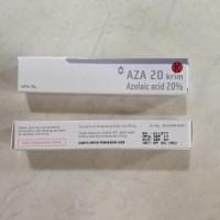 Terlaris Aza 20 Cream - Krim Bekas Jerawat - Azelaic Acid 20 %