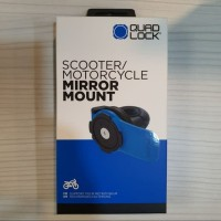 QUAD LOCK Scooter Motorcycle - Mirror Mount