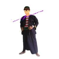 Baju Adat Madura Dewasa Komplit