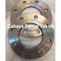 Flange besi PN16 ukuran 8 - Flange PN16 Carbon Steel