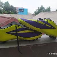 Sepatu Bola Nike Hypervenom Phelon AG / Purple Volt