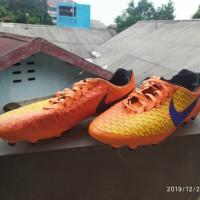 Sepatu Bola - Nike Magista Onda FG Soccer Cleats (Total Orange)