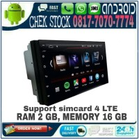 New Sale Tape Mobil Android Sim Card Avt 6767 And Ram 2Gb Memory 16Gb
