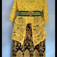 Hot Produk Baju Bali Kebaya Adat Anak-Anak Permpuan New - 4-5 Tahun,