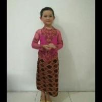 Hot Produk Baju Adat Daerah Sunda Setelan/ Anak Perempuan Girl Cewe