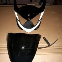 Paling Laris Cover Headlamp Old Vixion Baru