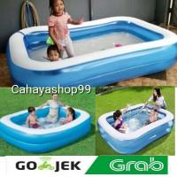 promo grosir kolam renang mandi bola anak biru bestway pelampung intex