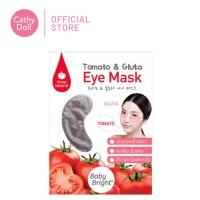 Baru Cathy Doll Baby Bright Tomato & Gluta Eye Mask 1 Pair