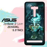 Casing Asus Zenfone 2 Laser ZE550KL Dota 2 Juggernaut Arcana L2853