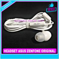 Headset Asus Zenfone 4 4 Selfie 4 Max 4 Max Pro 4s ORIGINAL 100% Mic