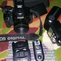 Canon 600D Dlsr Lensa Fix 50mm Original