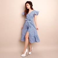 ROMPER MEDILENA (100) - Pakaian Wanita dress Romper High Quality Katun