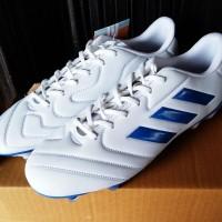 Sepatu Bola Adidas predator Putih Gelato komponen ori