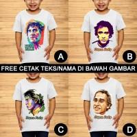 Iwan Fals OI Baju Kaos Anak dan Balita Custom Teks/Nama