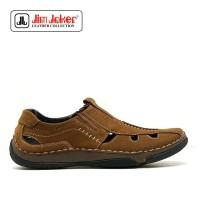 Sepatu Pria Jim Joker Earth 03 Casual Tan Men Original