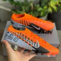 Sepatu Bola Nike Mercurial Vapor XIII Elite Neymar Hype Orange Fg