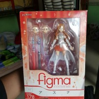 Figma Asuna Yuuki Sword Art Online SAO Ori BIB